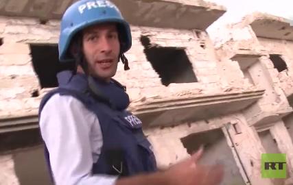RT Exklusiv aus Morek, Syrien: Regierungstruppen gewinnen an Boden