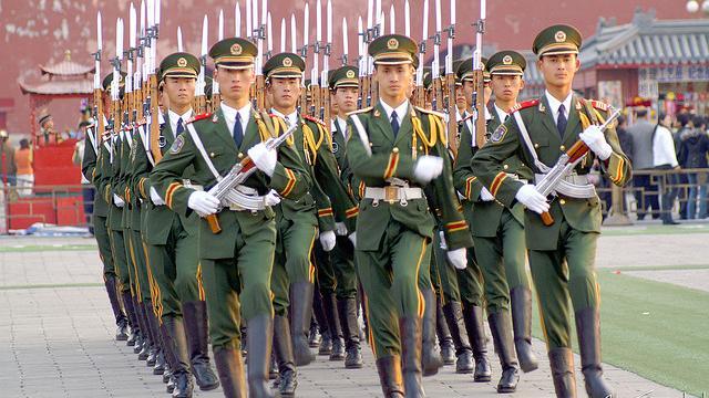China unterstützt offiziell russische Militäroperation in Syrien