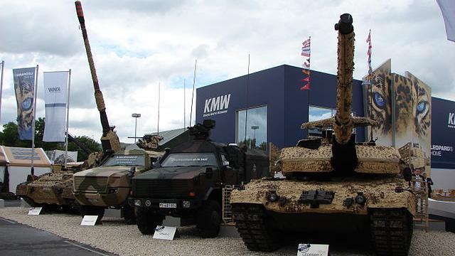Enormes Absatzplus für deutsche Waffenhändler in Israel und Saudi Arabien – Kritik aus der Opposition