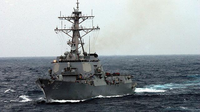 """Provokation"" - China protestiert gegen Souveränitätsverletzung durch US-Marineschiff"