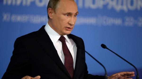 """Live: Putin hält Ansprache zum Internationalen Diskussionsclub """"Waldai"""" – englische Übersetzung"""