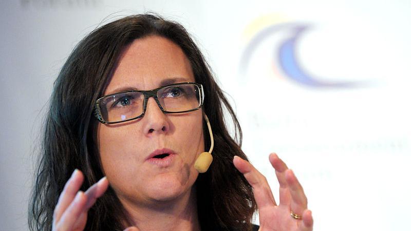 Sieht sich nicht den europäischen Bürgern verpflichtet: EU-Handelskommissarin Cecilia Malmström. Bild:  Johannes Jansson, Creative Commons Attribution 2.5 Denmark