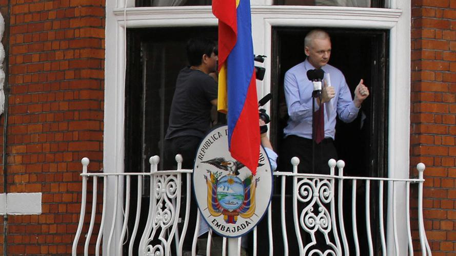 """Scotland Yard: 24 Stunden-Bewachung gegen Assange aufgehoben - Dafür """"geheimer Plan"""" zur Festnahme aktiviert"""