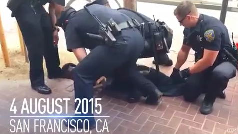 Polizeigewalt in den USA: 2015 bereits 890 Menschen durch US-Beamte getötet