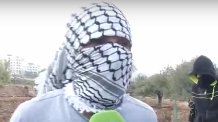 """""""Die Intifada hat begonnen"""" - Neue Straßenschlachten zwischen Israelis und Palästinensern"""