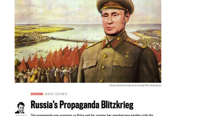Fragwürdige Russland-Experten in den Medien: Daily Beast-Autor Michael Weiss giftet gegen Russland und RT