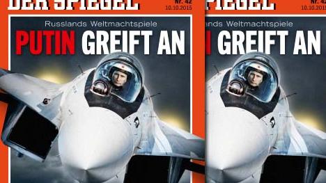 "Offener Brief an Spiegel-Redaktion wegen Titel-Story ""Russlands Weltmachtspiele: PUTIN GREIFT AN"""