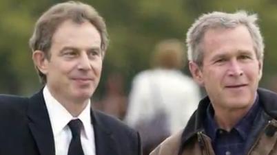 Geleaktes Memo: Tony Blair sagte bereits ein Jahr vor Beginn Unterstützung für Irak-Krieg zu