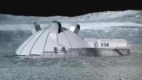 Kooperation im Weltall: Europäische ESA und Russland wollen gemeinsam Mond besiedeln
