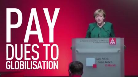 """""""Müssen Preis der Globalisierung zahlen"""" - Merkel bekräftigt ihre Position zur Flüchtlingspolitik"""