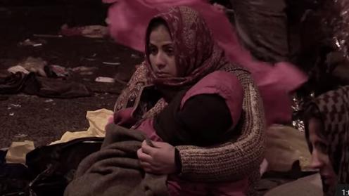 Impressionen zur Flüchtlingskrise: Der Winter naht und tragische Schicksale häufen sich