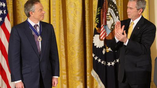 Tony Blair gesteht: IS Produkt der Irak-Invasion, aber ich weigere mich für Saddam-Sturz zu entschuldigen