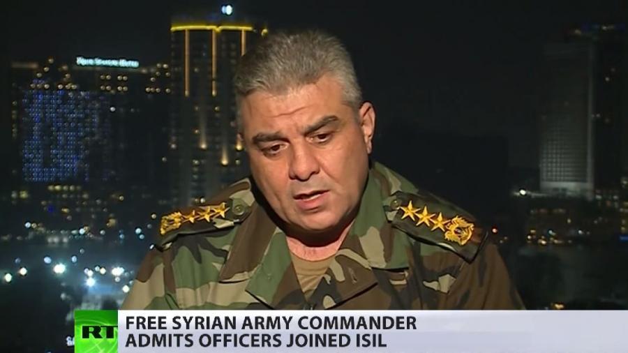 """RT-Interview mit FSA-Kommandanten: """"Bereit zu Zusammenarbeit mit Russland in Syrien - Viele Offiziere sind zum IS übergelaufen"""""""