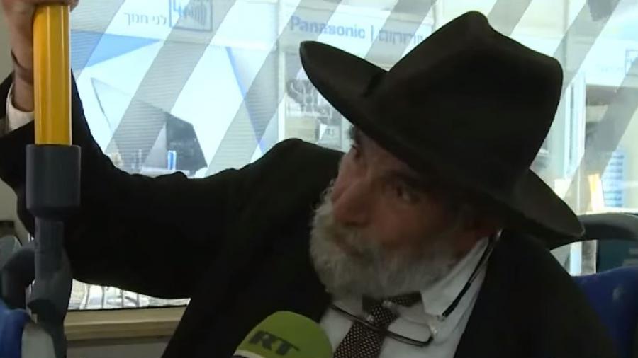 """""""Messer-Intifada"""" – RT befragt Israelis in Jerusalem zu den Ereignissen der letzten Tage"""