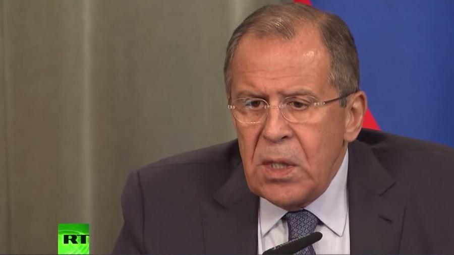 Lawrow zu MH17: Nur Russland hat Satellitendaten zur Verfügung gestellt, USA weigern sich bis heute
