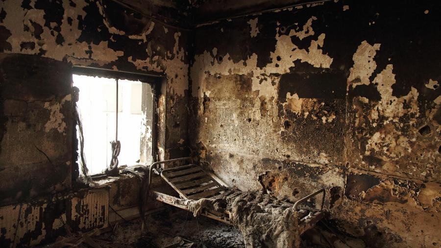 Ärzte ohne Grenzen: US-Angriff auf Krankenhaus in Kundus war kein Unfall, daher Kriegsverbrechen