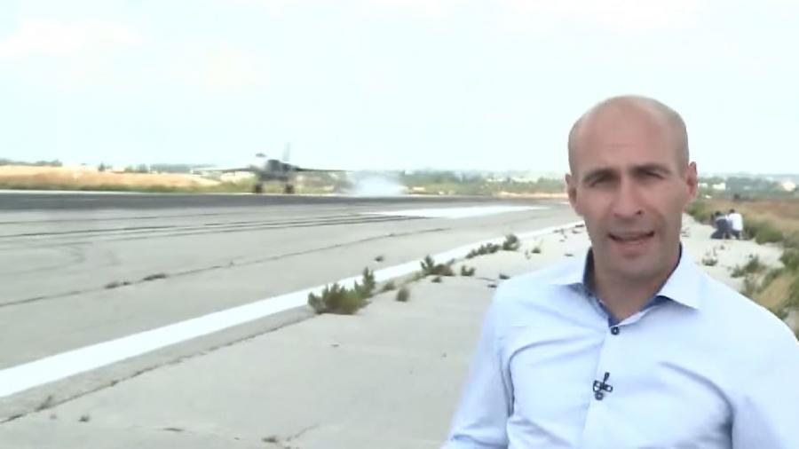 """RT Exklusivbericht aus Latakia über die """"Schock-Taktik"""" der russischen Streitkräfte in Syrien"""