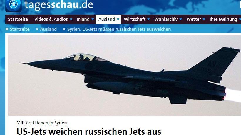 """Programmbeschwerde wegen kritikloser Übernahme von """"US-Kriegspropaganda"""" auf tagesschau.de"""