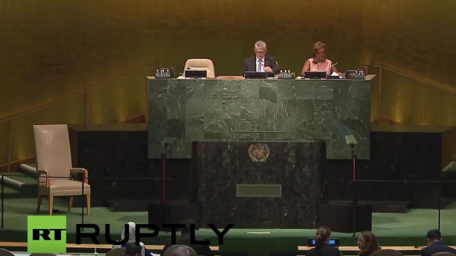 Live: Das Nahost-Duell - Vertreter von Saudi Arabien und Syrien sprechen vor UN-Vollversammlung