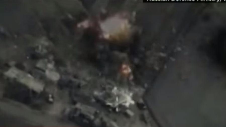 Wer ist wirklich im Visier der russischen Luftoperationen in Syrien?
