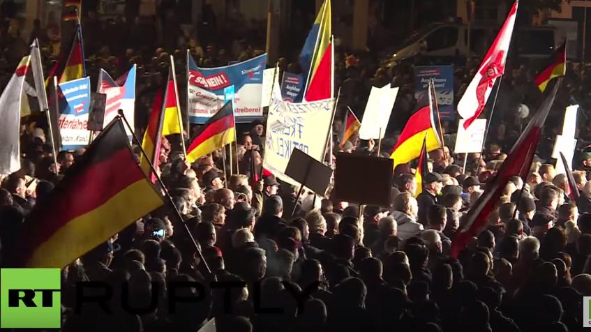 Thüringen: Tausende folgen AfD-Aufruf zur Kundgebung gegen Asylpolitik
