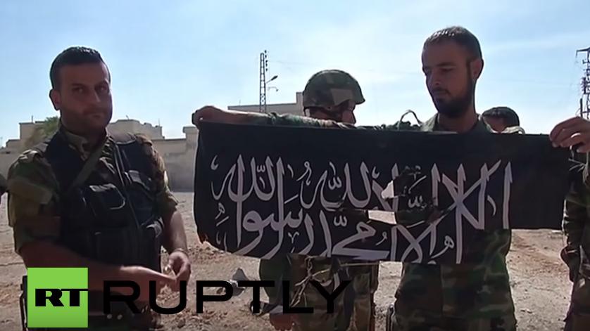 Syrien: Syrisch Arabische Armee eliminiert Dutzende Kämpfer der al-Nusra-Front