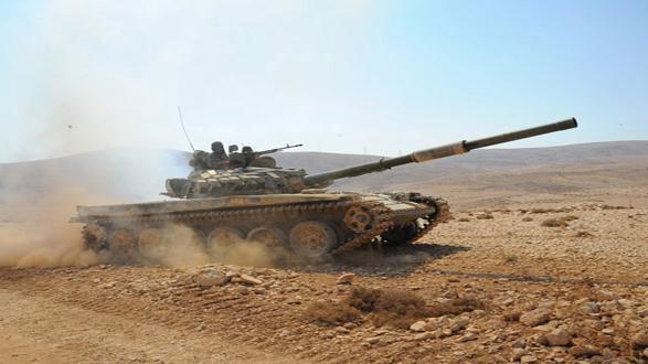 Syrische Armee startet Bodenoffensive parallel zu russischen Luftschlägen - Russland setzt erstmals Marschflugkörper ein