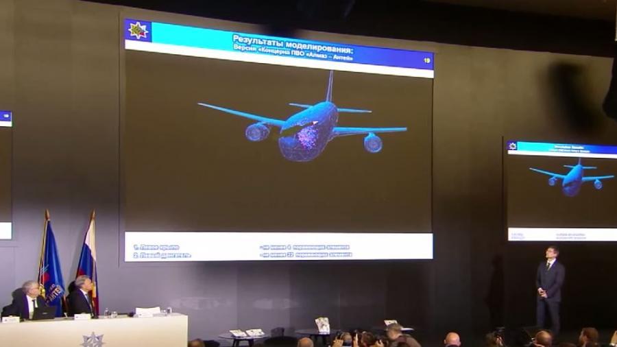 Was sind die Erkenntnisse und Argumente der alternativen MH17-Untersuchung des BUK-Produzenten Almaz-Antey?
