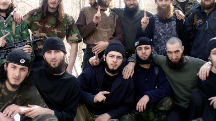 Tschetschenische Dschihadisten in Syrien