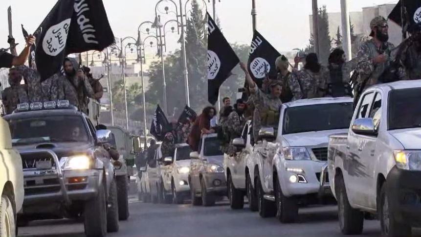 """""""Islamischer Staat"""" fährt Toyota - FSA als Hehler zwischen USA und """"Islamischen Staat""""?"""
