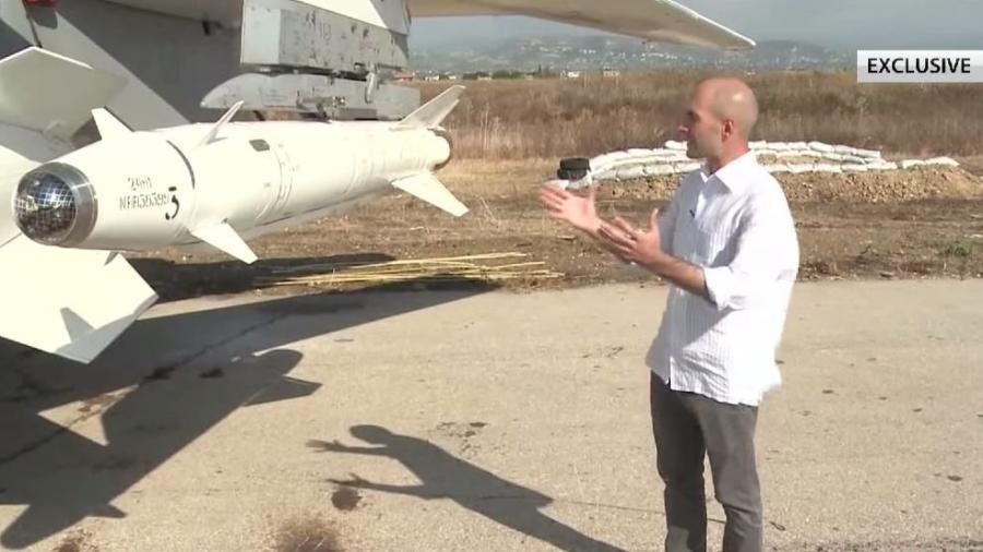 Exklusiv: RT Reporter berichtet aus Latakia über den Einsatz von Hochpräzisionsbomben gegen den IS