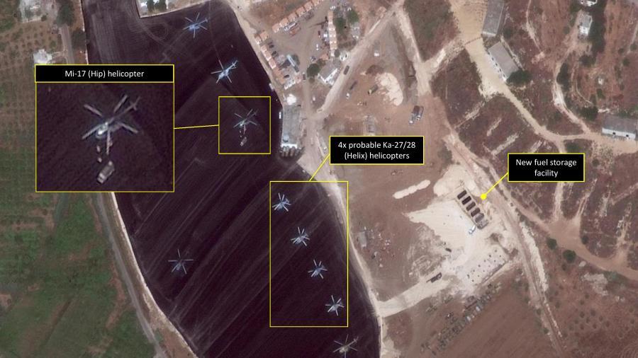 Wieso funktioniert US-Satellitentechnik in Syrien, aber nicht in der Ukraine?
