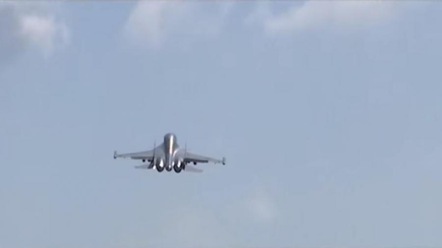Bis zu 30 Kampfflugzeuge und Drohnen verschiedenster Länder ständig im Luftraum von Syrien unterwegs - Doch nur Russland koordiniert mit Damaskus