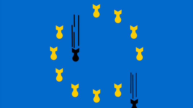 Verfassungskonformität war einmal - Die EU entwickelt sich freiwillig zur Kriegspartei für die USA