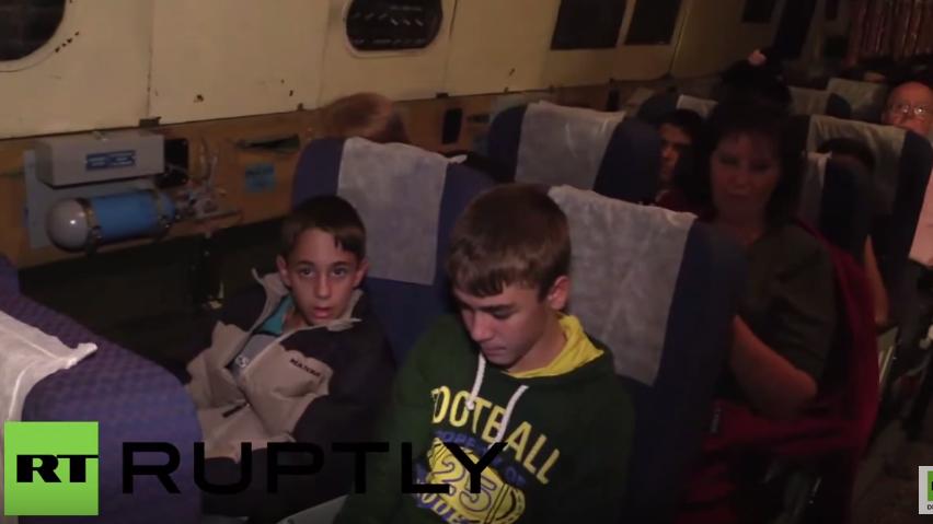 Russland schickt erneut 20 Tonnen Hilfsgüter nach Syrien und nutzt Rückflug für Evakuierung