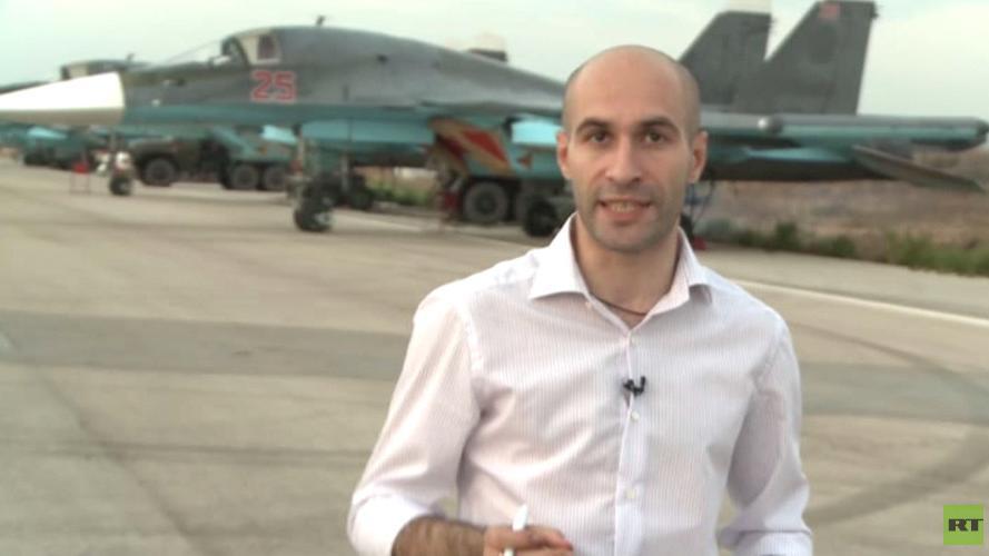RT Exklusiv: Bericht von der russischen Luftwaffenbasis in Latakia, Syrien
