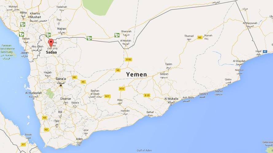 Saudi Arabien bombardiert im Jemen Krankenhaus von Ärzte ohne Grenzen