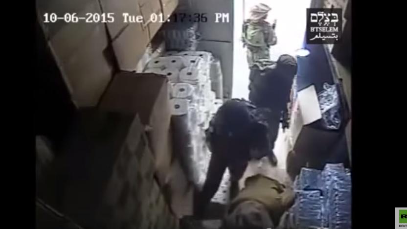 Westjordanland: Unschuldig von IDF-Soldaten zusammengeschlagen und fünf Tage in Haft gesteckt