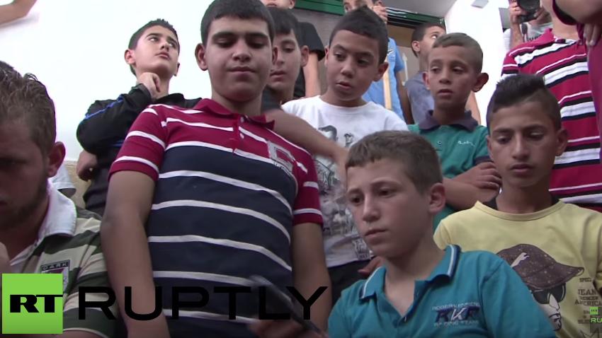 Palästina: Tausende nehmen bei Beerdigung von erschossenem 13-jährigem Palästinenser Abschied