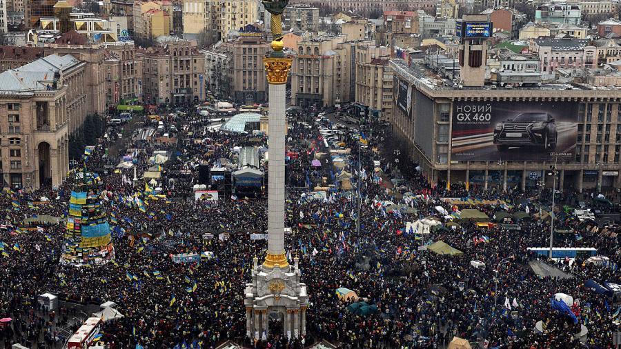 """Meinungsumfrage in Ukraine: Über 50 Prozent bereit für """"neuen Maidan"""", wenn Lebensqualität weiter so rapide sinkt"""