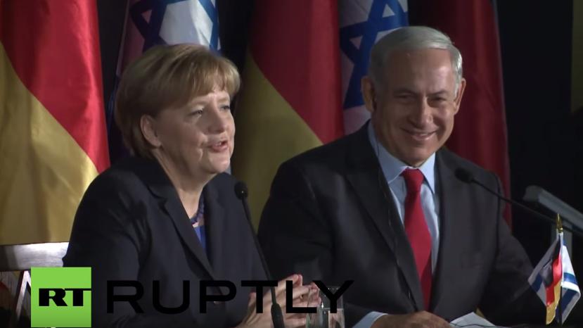 Live ab 19:00 Uhr: Merkel und Netanjahu geben gemeinsame Pressekonferenz in Berlin