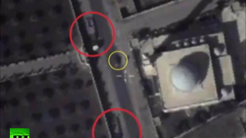 """Antonow: """"Die IS-Terroristen verstecken sich in Moscheen, weil sie wissen, dass wir die nicht angreifen"""""""