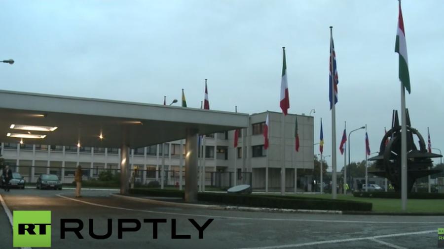 Live: NATO-Verteidigungsministertreffen in Brüssel - Ankünfte
