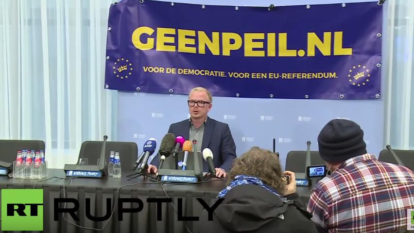 Unterschriftensammlung zwingt Niederlande zum Referendum über Assoziierungsabkommen mit Ukraine