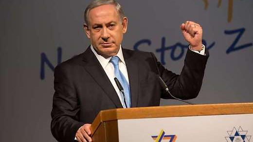 Netanjahu: Hitler wollte Juden nicht eliminieren, erst Großmufti von Jerusalem stiftete ihn dazu an
