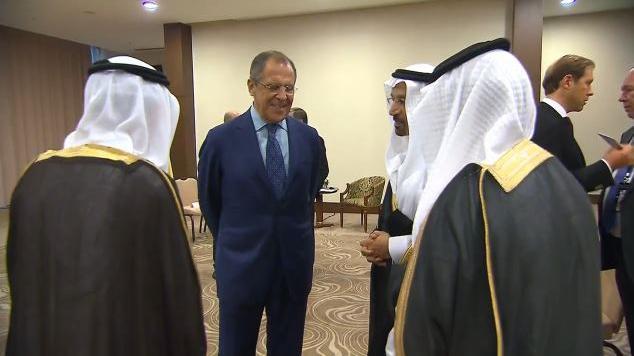 """Saudischer Kronprinz in Russland: """"Wir wollen Terror-Kalifat in Syrien verhindern"""""""