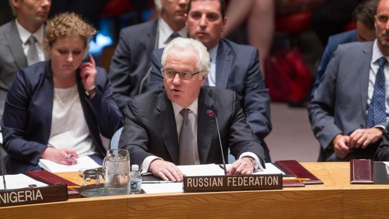 """Russischer UN-Botschafter kritisiert USA wegen """"Missbrauch und Respektlosigkeit gegenüber den Vereinten Nationen"""""""