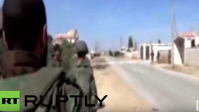 Syrisch Arabische Armee weiter auf dem Vormarsch – Stadt Tel-Skek erfolgreich zurückerobert