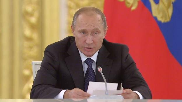 Um Medienlügen vorzubeugen: Putin will Geheimdienstinformationen zu Militäraktionen mit den USA teilen