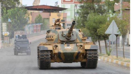 Türkei: Schwere Zusammenstöße zwischen Armee und PKK in Silvan